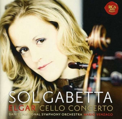 Edward Elgar / Cello Concerto / Sol Gabetta / Danish National SO / Mario Venzago