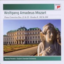 W.A. Mozart / Piano Concertos 21 & 23 // English Chamber Orchestra / Murray Perahia