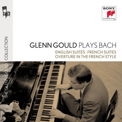 J.S. Bach / English Suites (Complete) / French Suites (Complete) / Overture in the French Style // Glenn Gould