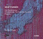 Beat Furrer / Solo for piano / Nicolas Hodges