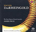 Richard Wagner / Das Rheingold (Reininkulta) / John Bröcheler / Timothy DuFore / The State Opera of South Australia / Ashes Fisch SACD