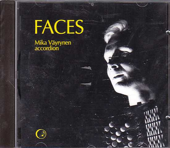 Faces / Mika Väyrynen, accordion