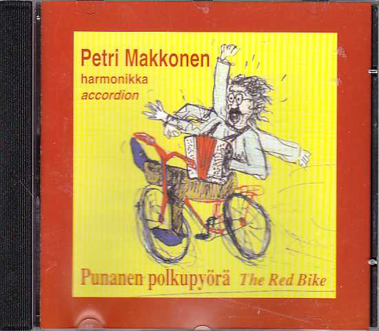 The Red Bike / Petri Makkonen, accordion