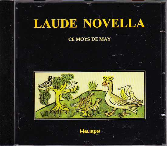 Ensemble Laude Novella / Ce Moys de May