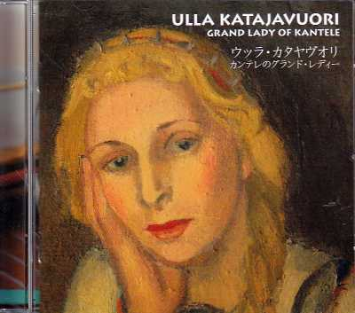 Ulla Katajavuori / Grand Lady of Kantele