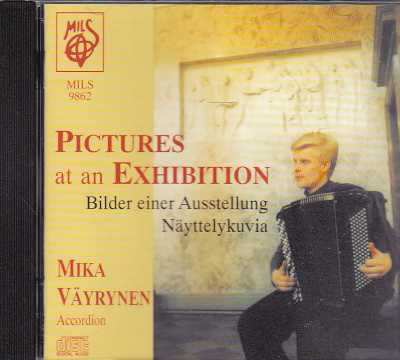 Pictures at an Exhibition / Mika Väyrynen